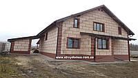 Домокомплект канадского дома для самостоятельной сборки Харьков