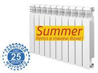 Биметаллический радиатор MIRADO Summer 80/500