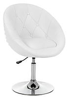 Барный стул ANGELO, белый