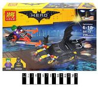 Конструктор LELE 34113 BATMAN (258 дет.)