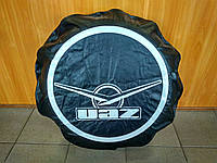 Чехол запасного колеса УАЗ, фото 1