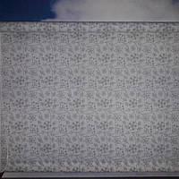 Рулонная штора ( тканевая ролета) с принтом 48/170