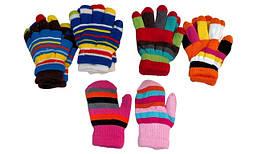 Рукавички, варежки, перчатки детские
