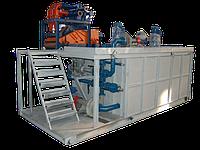 Блок приготовления раствора (нефтяное оборудование)