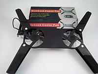 Подставка под ноутбук с охл. сист. TS-202 с подсветкой
