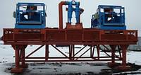 Блок очистки бурового раствора (нефтяное оборудование)