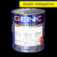 Акриловый лак шелковисто-матовый Acrylic Varnish Silk Matt VA500. GL40. 3 кг