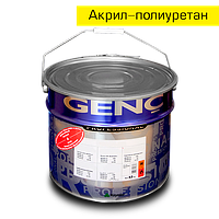 Акриловый лак шелковисто-матовый Acrylic Varnish Silk Matt VA500. GL40. 15 кг
