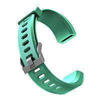 Браслет для фитнес трекера ID115HR PLUS зеленый