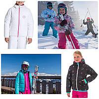 Двухсторонняя детская лыжная куртка Wed'ze