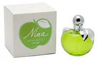 Туалетная вода Nina Ricci Nina Plain Green Apple (edt 80ml) РЕПЛИКА