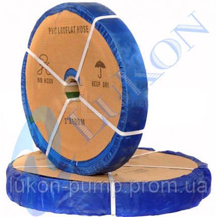 Шланг дренажный для насоса 2 дюйма ,  50 метров, фото 2