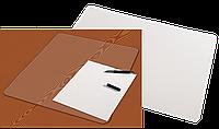 Подкладка для письма прозрачная (529х417мм, PVC)