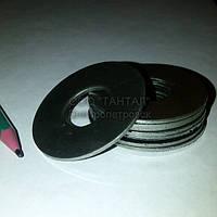 Шайба плоская специальная 25х45х1,2 производство ТАНТАЛ сталь 3
