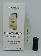 Мини-парфюм Chanel Egoiste Platinum (10 мл)