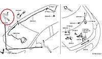 Nissan Leaf заземлення