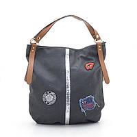 Женская сумка Baliford L7056 black/brown