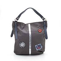 Женская сумка Baliford L7056 brown/blue