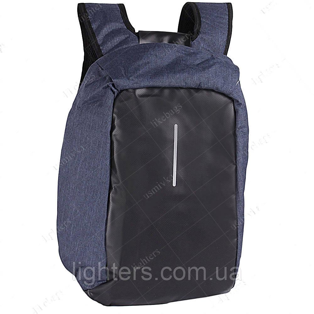 88e4c69104f9 Оригинальный рюкзак для современных мужчин Bobby SW 55356 + USB - Lighters  в Одессе