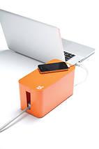 Органайзер для проводов Bluelounge Cablebox Mini, фото 3