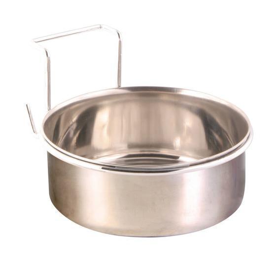 Trixiе (Трикси) Металлическая кормушка подвесная для птиц и грызунов, 0,6л/ ø12см