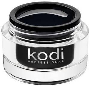 Трехфазный гель для наращивания ногтей Kodi Professional UV Gel Prima Clear Builder 28 мл.