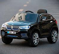 Детский электромобиль джип BMW T-7812 BLACK
