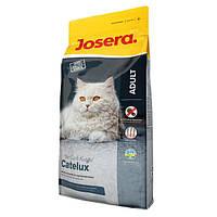 Josera (Йозера) Catelux для настоящих гурманов со склонностью к образованию комков шерсти, 10кг