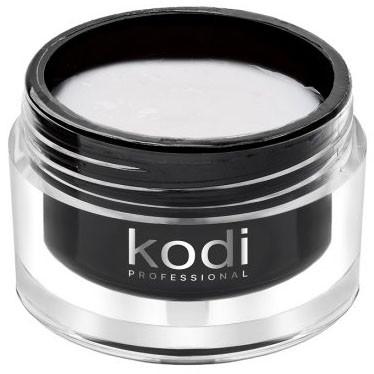 Трехфазный гель для наращивания ногтей Kodi Professional Prima White Builder Gel 14 мл.