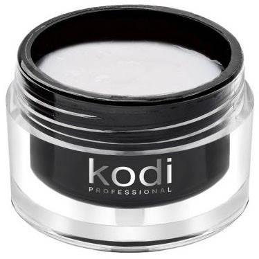 Трехфазный гель для наращивания ногтей Kodi Professional Prima White Builder Gel 14 мл., фото 2