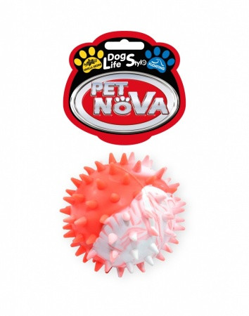 Іграшка для собак М'яч з шипами StarBall Pet Nova 5,5 см (M)