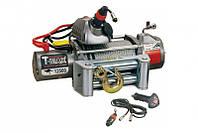 Лебедка электрическая автомобильная T-MAX EW-12500 OUTBACK RADIO