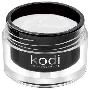 Трехфазный гель для наращивания ногтей Kodi Professional UV Gel Intense White 14 мл.