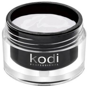 Трехфазный гель для наращивания ногтей Kodi Professional UV Gel Intense White 14 мл., фото 2