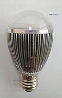 Светодиодная Led лампа Premium, 7W Вт, E27, 4000K