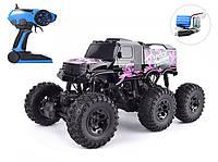Джип 26612Bp Rock Crawler (Розовый) р/у 2,4G 1:8