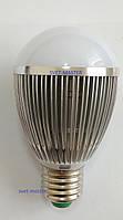 Светодиодная Led лампа Premium, 6W Вт, E27, 4000K