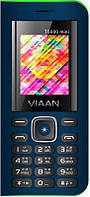 Мобильный телефон Viaan V11 Dual Sim Blue