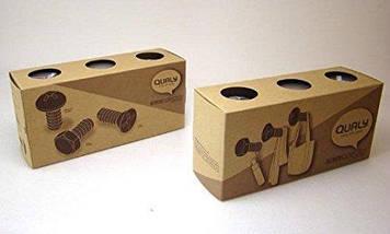 Набор настенных крючков Qualy Screw Collection, фото 3
