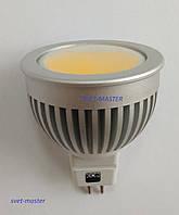 Светодиодная Led лампа Premium, 220 В, 5W Вт,G5.3, 4000K