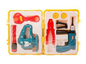 Дитячий набір інструментів з дрилем