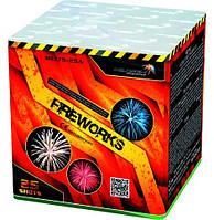 Салютная установка FIREWORKS