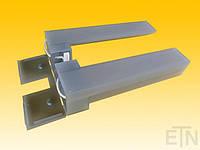 Масленка ETN 160, цвет серый, для хранения обуви HSM, WSM, HSMLN и WSMLN для железнодорожных 5-16 мм, 170 х 113 х 42 мм, вкл. , Масленка лифт