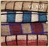 Полушерстяное одеяло Vladi 140х205 солдатское полуторное, фото 5