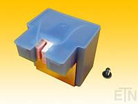 Масленка,  ETN 100 с переходником, включая соединительные элементы, подходящие для замены масляного насоса Schindler, для рельсов 5-16 мм, 100 x