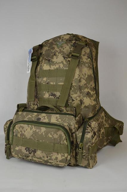 Рюкзак военный тактический штурмовой на 20литров