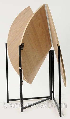 Стол трансформер раскладной круглый Пиланго D100