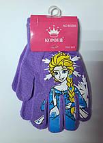 Перчатки для девочек мульти Возраст 4-6 лет 5084(4-6) Корона Украина