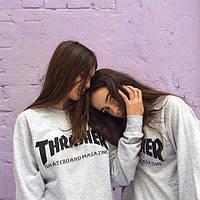 Свитшот Thrasher Magazine, серый