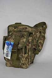 Тактическая сумка уголок